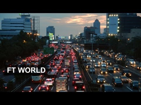 Indonesia's infrastructure deficit | FT World