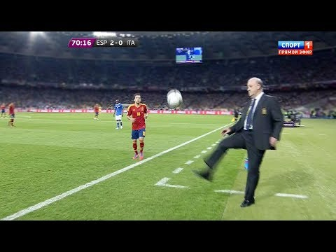 Crazy Managers Goals & Skills In Football Match