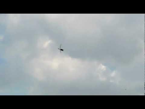 450級電動直昇機危險飛行請勿模仿