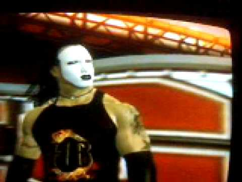 Smackdown vs Raw 2009: AAA wrestler Charly Manson