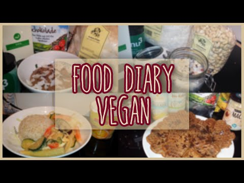 Food Diary #20 - Vegan - 4 Komplette Tage - Vegane Rezeptinspiration video