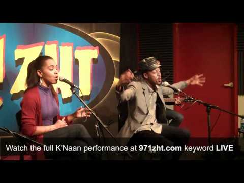 K'Naan - Hurt Me Tomorrow - LIVE Music Videos