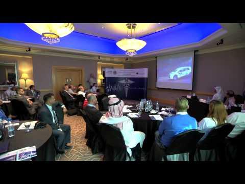 1st International Motorsport Medical Seminar, Dubai, June 2013