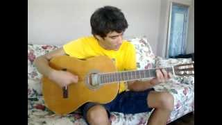 Count on me - ALP SELÇUK Playing Guitar