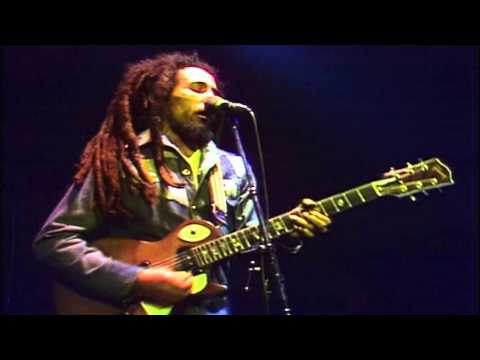 Bob Marley&The Wailers - Natural Mystic (Live)