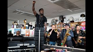 "Tower of Power - NPR Music Tiny Desk Concertにて""On the Soul Side of Town""など3曲を披露 映像を公開 thm Music info Clip"