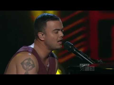Guy Sebastian - Get Along - The X Factor Nz 2013 video