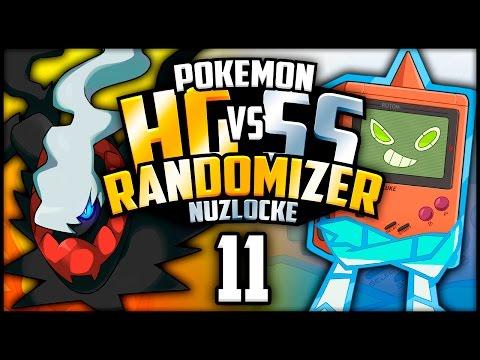 IT'S LIT - Pokemon Heart Gold & Soul Silver Randomizer Nuzlocke Versus w/ Patterrz - Part 11