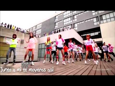 Wonder Girls (원더걸스) - Like This - Spanish Cover | Happy New Year :d video