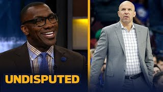 Shannon Sharpe thinks Jason Kidd will be a 'great sounding board for LeBron' | NBA | UNDISPUTED
