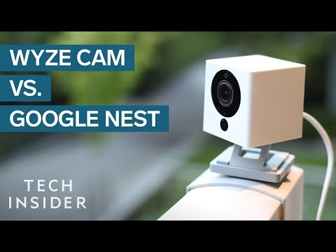 This $20 Camera Does The Same Things As Google's $199 Smart Home Camera