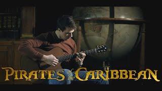 Pirates of the Caribbean | solo acoustic guitar - Lukáš Lengál |