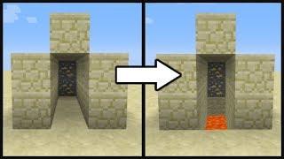 Minecraft как сделать ловушки для всех