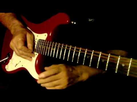 Wadiyan Mera Daman   ..Guitar Instrumental...Please use headphones...