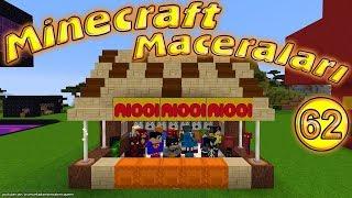 Süper Kahramanlar Minecraft'ta Markette Çalışıyor Komik Minecraft Maceraları 62. Bölüm