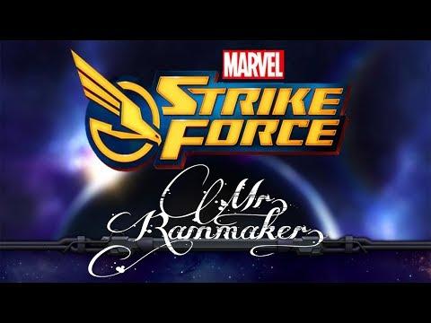 Game play Marvel Strike Force