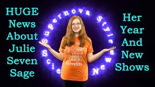 Amazing Year of Achievement for Young Scientist - Supernova Style Science News