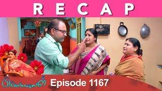 RECAP : Priyamanaval Episode 1167, 12/11/18
