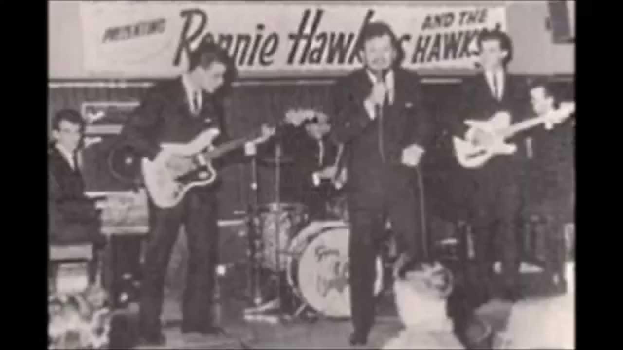 Ronnie Hawkins Bo Diddley