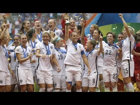Why FIFA gives women less prize money than men