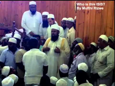 Sheik Rizvi Mufthi video