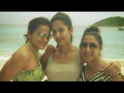 Katrina Kaif Private Vacation Pics Leaked video