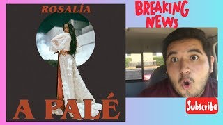 ROSARÍA- A Palé (Official Video Reaction) | Las Chanel's