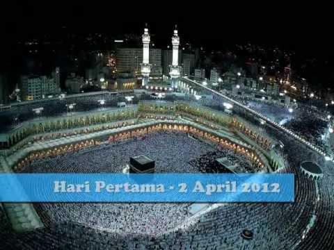 Penyucian Jiwa Di Tanah Suci ~ Umrah & Ziarah April 2012 (Part 1)