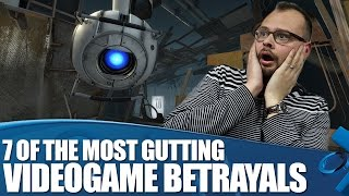 7 of the Most Gutting Videogame Betrayals