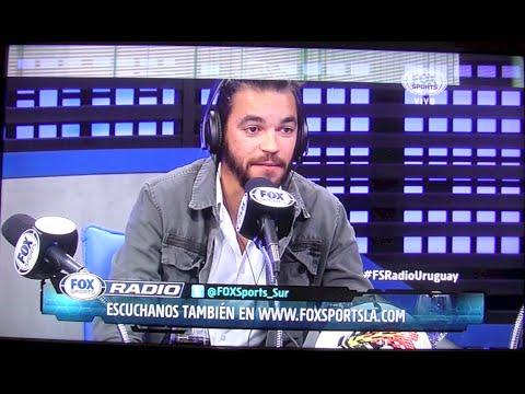 PABLO IMITACIONES EN FOX SPORT RADIO
