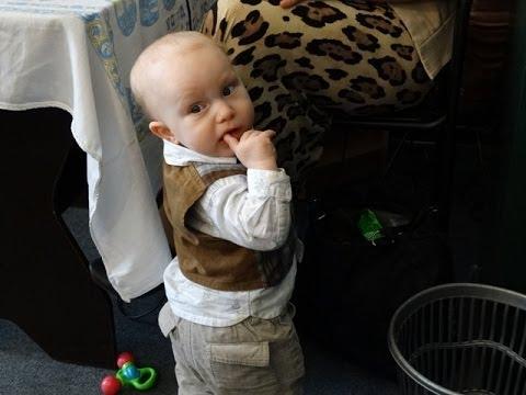 ТОП-ТОП топает малыш
