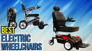 10 Best Electric Wheelchairs 2017