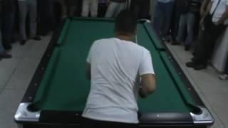 Dario vs Jonny en el pool La Bisca de San Felipe partida Completa