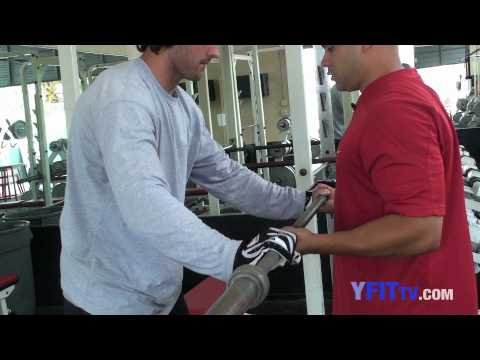 Bicep Strengthening - Youth Fitness Exercise of the Week - Bicep 28's