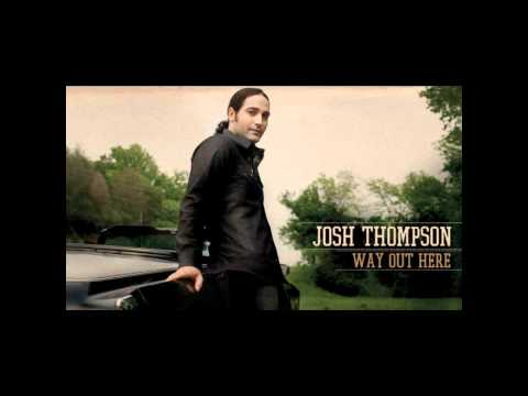 Josh Thompson: Back Around video