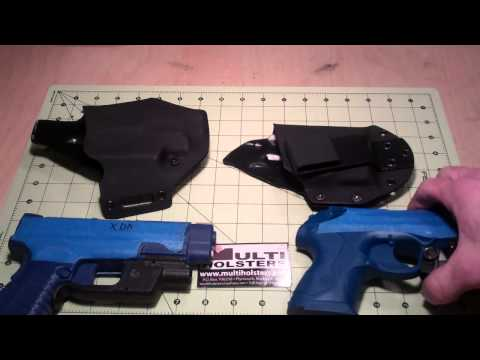Viridian Laser Holsters by MULTI HOLSTERS