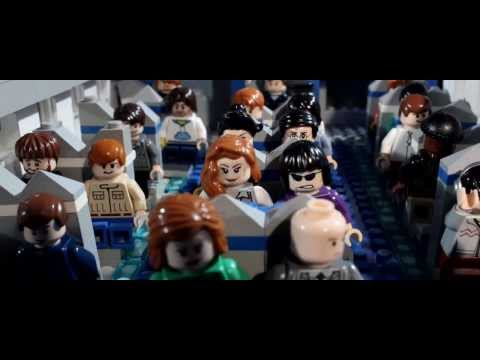 Non Stop Lego Official Trailer Hd