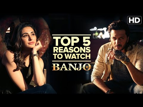 Top 5 Reasons To Watch 'Banjo' | Riteish Deshmukh, Nargis Fakhri | Ravi Jadhav