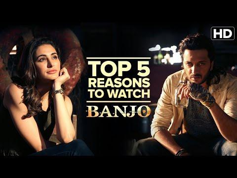 Top 5 Reasons To Watch 'Banjo' | Riteish Deshmukh, Nargis Fakhri | Ravi Jadhav