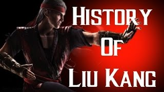 History Of Liu Kang Mortal Kombat X