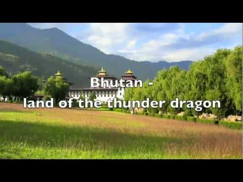 Travel to bhutan, the land of the thunder Dragon