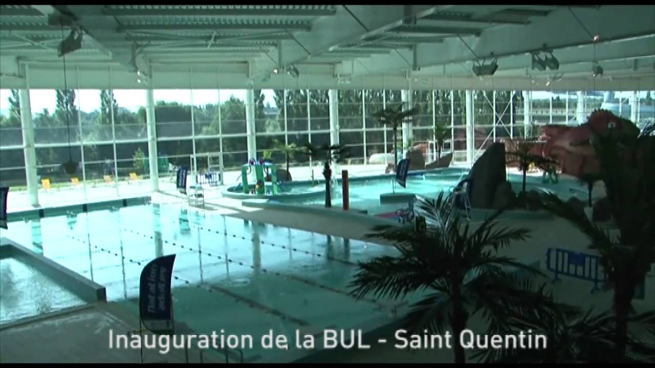 Inauguration de la bul 11 septembre 2010 saint quentin for Piscine saint quentin