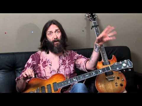 Chris Robinson talks about VOX Guitars