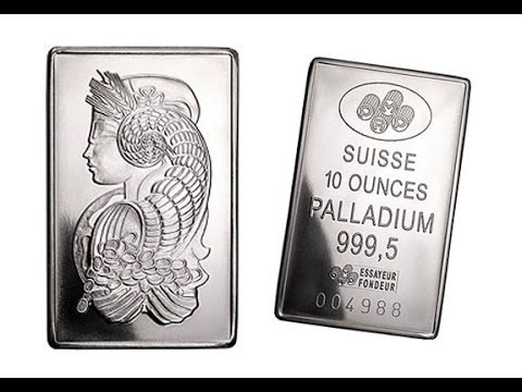 Palladium Heading for Golden Times