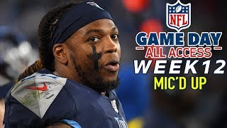 NFL Week 12 Mic39d Up, quotFilet his a!quot  Game Day All Access