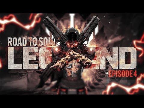 ROAD TO LEGEND #4   Solo Comp! (Destiny 2: Shadowkeep)