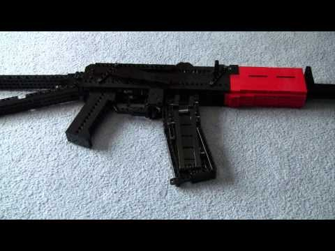 Lego Heavy Weapons Инструкция