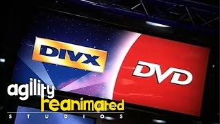 Agility ReAnimated Classics - The Death of DIVX: A CNN Report of the Past - 2001