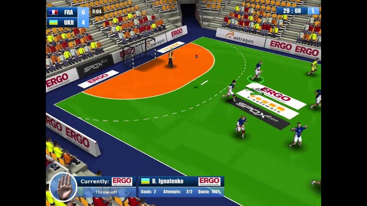 Handball simulator european tournament 2017 crack