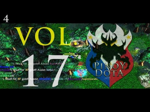 PhDotA - Pinoy DotA Top10 Weekly Vol. 17